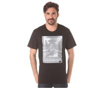Back - T-Shirt für Herren - Schwarz