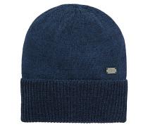 Cuffed - Mütze für Damen - Blau