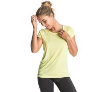 Betty Bee - T-Shirt für Damen - Gelb