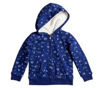 Narua - Kapuzenjacke für Mädchen - Blau