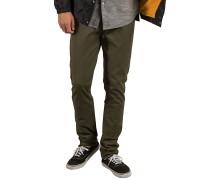 VSM Gritter Modern Tapered - Stoffhose für Herren - Braun