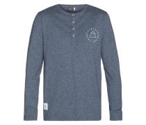 Gardz - Langarmshirt für Herren - Blau