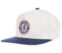 Rival Snapback Cap - Beige