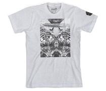 Battlekat - T-Shirt für Herren - Grau