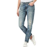 Midge Saddle Boyfriend - Jeans für Damen - Blau