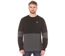 Fifty-Fifty Patch - Sweatshirt - Schwarz