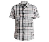 Everyday Check - Hemd für Herren - Grau