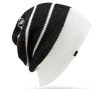 Modern Stripe - Mütze für Herren - Schwarz