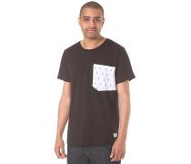 Slice - T-Shirt für Herren - Schwarz