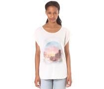 Juniper Circle - T-Shirt für Damen - Weiß