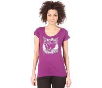 Beautiful Chaos S/S T-Shirt - T-Shirt für Damen - Lila