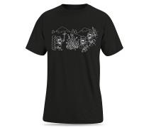 Tech - T-Shirt für Herren - Schwarz