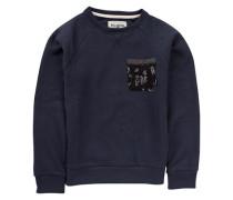 Transmit Crew - Sweatshirt für Jungs - Blau