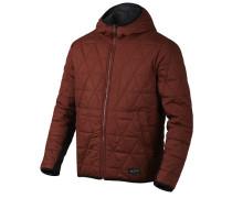 Two Face Fleece - Sweatshirt für Herren - Rot