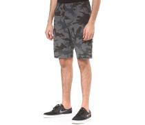 Slambozo Camo - Cargo Shorts für Herren - Camouflage