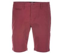 Palm Springs - Chino Shorts für Herren - Rot