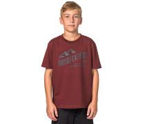 Ripple T-Shirt - Rot