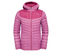 Reversible Thermoball - Funktionsjacke für Mädchen - Lila