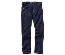Performance Straight Fit - Long - Jeans für Herren - Blau