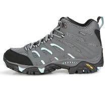 Moab Mid Goretex - Stiefel für Damen - Grau