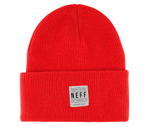 LawrenceMütze Rot