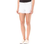 Viakemi Denim - Shorts für Damen - Weiß