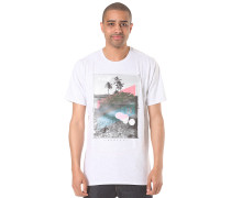 Skull Slash - T-Shirt für Herren - Grau
