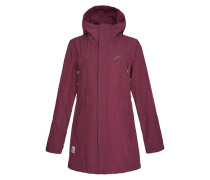 Mareenz - Mantel für Damen - Rot