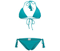Solid Triangle - Bikini Set für Damen - Blau