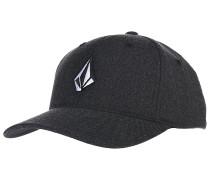 Full Stone Hthr Xfit Snapback Cap - Grau