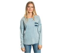 Bidea - Langarmshirt für Damen - Blau