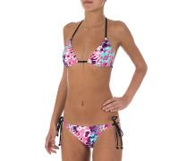 Sinead Triangel - Bikini Set für Damen - Mehrfarbig