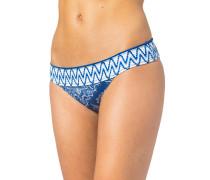 Linda Classic Band - Bikini Hose für Damen - Blau