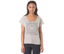 FashdolTrace - T-Shirt für Damen - Grau