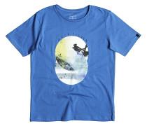 Clate Double Bub - T-Shirt für Jungs - Blau