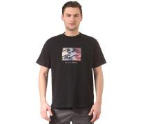 Block - T-Shirt für Herren - Schwarz