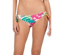 Hot Tropic Full - Bikini Hose für Damen - Blau