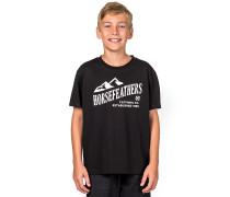 Ripple T-Shirt - Schwarz
