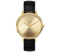 Kensington Lthr - Uhr - Gold