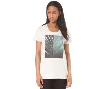Dark Leaf - T-Shirt für Damen - Beige