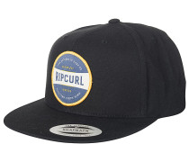 Authentic - Snapback Cap - Schwarz