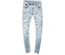 3301 Deconstructed Mid Skinny - Jeans