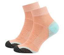 Susan - Socken für Damen - Orange