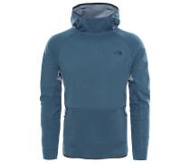 Mountain Slacker - Kapuzenpullover für Herren - Blau