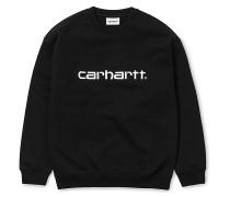 Sweatshirt - Sweatshirt für Damen - Schwarz