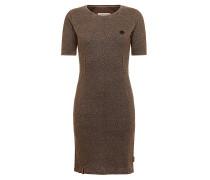 Knockout Mieze - Kleid für Damen - Braun