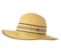 Streak Short Brim Boho - Hut für Damen - Braun