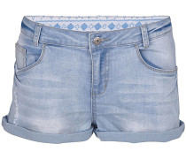 Lexa - Shorts für Damen - Blau
