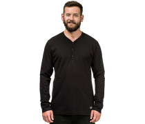 Albion - Langarmshirt für Herren - Schwarz