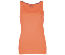 Alisa - Top für Damen - Orange